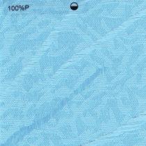 Вертикальные тканевые жалюзи Бали небесно-голубой