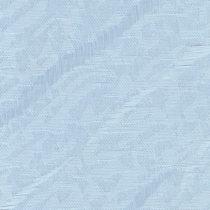 Вертикальные тканевые жалюзи Бали светло-голубой