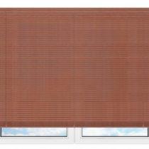 Деревянные жалюзи 25 мм, цвет 13