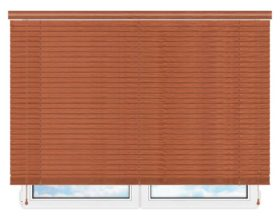 Бамбуковые жалюзи 50 мм, цвет 203