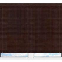 Бамбуковые жалюзи 25 мм, цвет 204