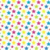 Рулонные кассетные шторы УНИ - Звезды - ткань