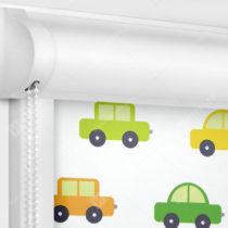 Рулонные кассетные шторы УНИ - Машинки