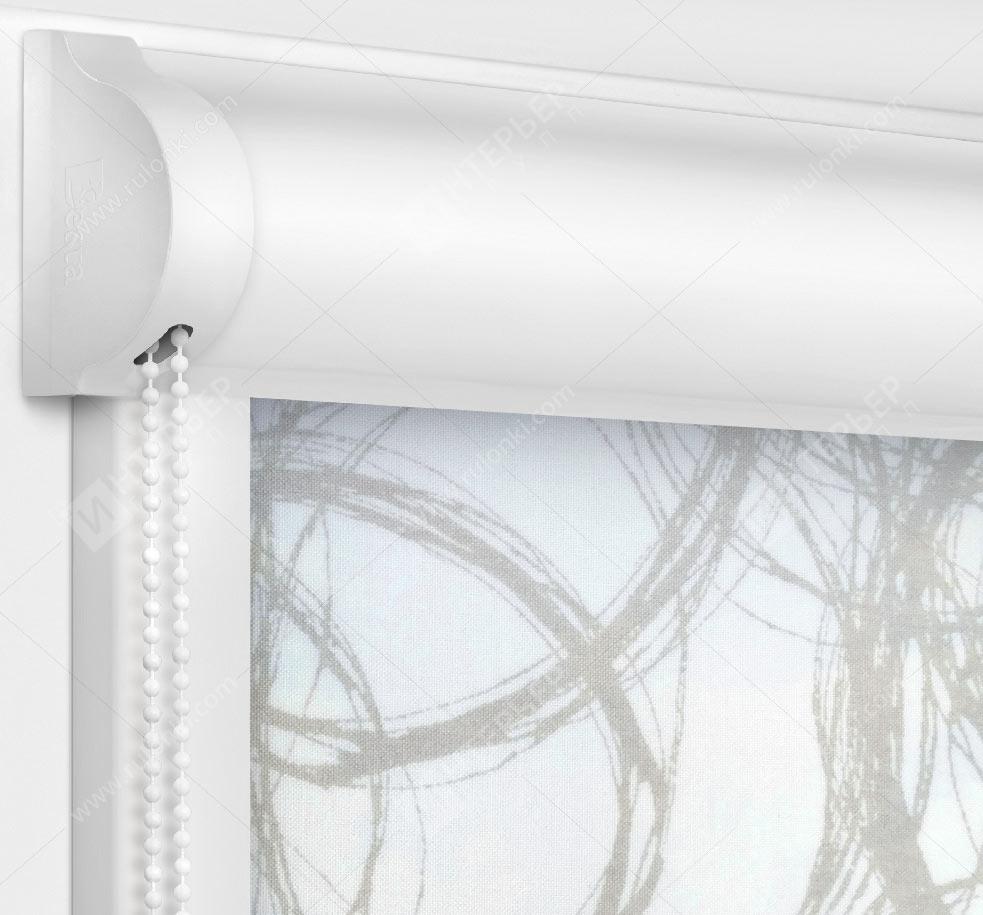рулонные шторы на пластиковые окна уни