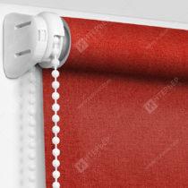 Рулонные шторы Мини - Карина красный