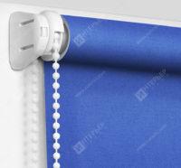 Рулонные шторы Мини - Карина синий