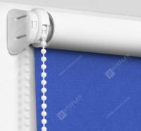 Рулонные шторы Мини - Карина Блэкаут синий