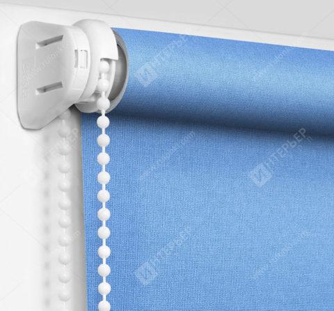 Рулонные шторы Мини - Карина светло-синий