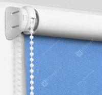 Рулонные шторы Мини - Карина Блэкаут светло-синий