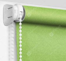 Рулонные шторы Мини - Карина светло-зеленый