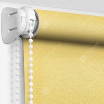 Рулонные шторы Мини - Куба желтый
