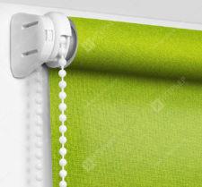 Рулонные шторы Мини - Карина зеленый