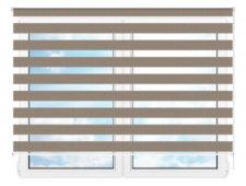 Рулонные шторы День-Ночь - Версаль 75
