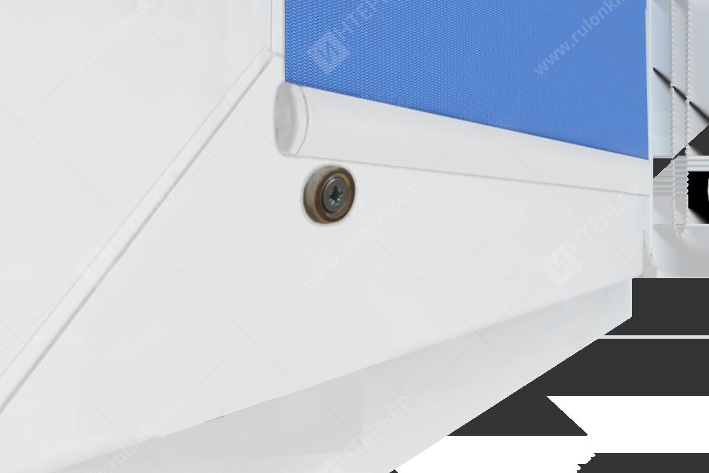 Магнит под шуруп 10*3 мм, (магнитный фиксатор нижней планки), комплект (2шт)