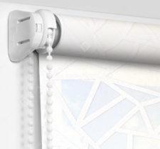 Рулонные шторы Мини - Кастелло белый