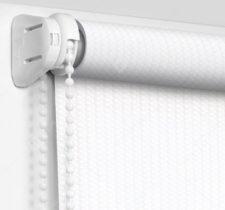 Рулонные шторы Мини - Севилья белый